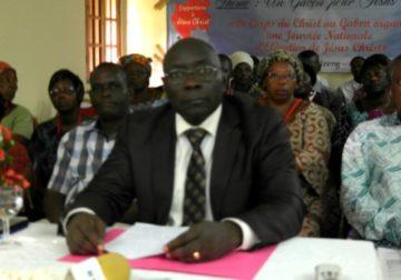 Conférence de presse du pasteur Georges Bruno Ngoussi : « Je ne fais pas parti de ceux qui monnaient leur prière »