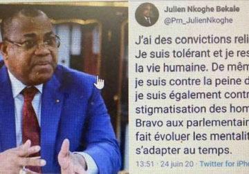 Dépénalisation de l'homosexualité  au Gabon : Un atteinte grave à nos meurs et à notre identité !