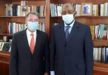 Gabon diplomatie/Rencontre Barro Chambrier et Philipe Autier   : Que se sont-ils dits ?