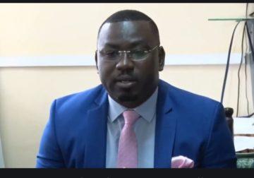 Nomination de Aymar Mbina au poste de directeur du port Môle de Libreville : simple coïncidence homonymique.