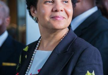 Sénatoriales 2021 à Fougamou : Lucie Milebou, épouse Mboussou, dans le brouillard