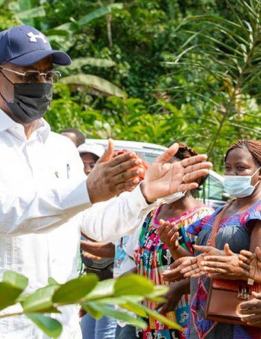 Rassemblement pour la Patrie et la Modernité (RPM) : Alexandre Barro Chambrier en mission de séduction dans le Woleu-Ntem