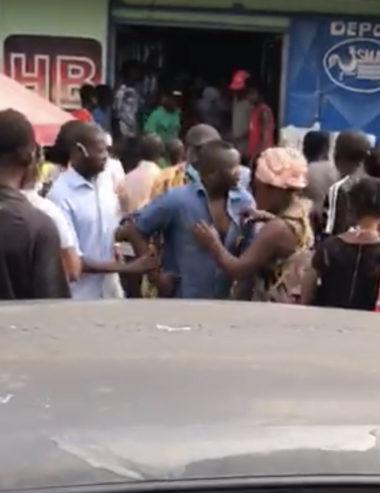 Province du Haut-Ogooué/Franceville : Le Maire Joachim Lekogo agressé par un commerçant libanais nommé Andjoua