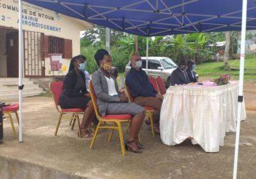 Lutte contre l'insalubrité dans le Como-Mondah : l'important don de GSEZ