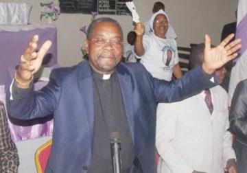 Eglise évangélique du Gabon/Paroisse des 9 étages Conseil national : Le chemin de croix de Jean Jacques Ndong Ekwaghe