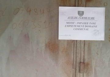République du Moyen-Ogooué/Grève des commerçants de Lambaréné : La cupidité du Maire Maury à l'index !