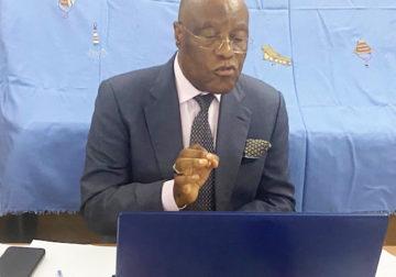 Visio-conférence du Pr Ondo Ossa avec la diaspora gabonaise : Les relations entre la France et le Gabon en débat