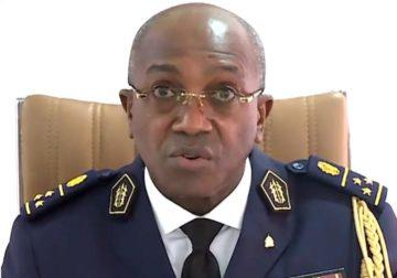 Province de la Nyanga/Rodéo policier au pénitencier de Tchibanga : Le Général Serge Hervé Ngoma humilie la police et envoie quatre gabonais au chômage