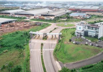 La Zone industrielle du Gabon (GSEZ) gérée par ARISE IIP, première zone industrielle certifiée neutre en carbone en Afrique