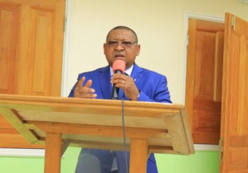 Jean Marie Ogandaga : toujours favorable aux sollicitions des populations de sa circonscription politique