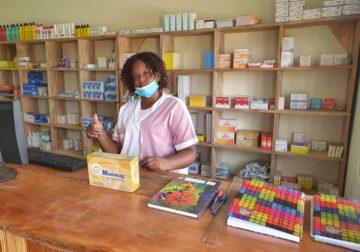 Volet social à Olam Palm Gabon (OPG) : Mboukou doté d'une pharmacie agréée CNAMGS pour ses travailleurs et les communautés rurales